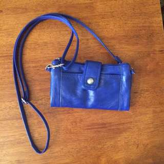 Blue D-fusion Wallet/purse