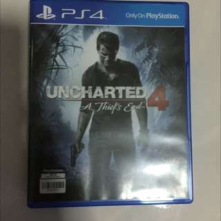 PS4 Uncharted: A Thief's End