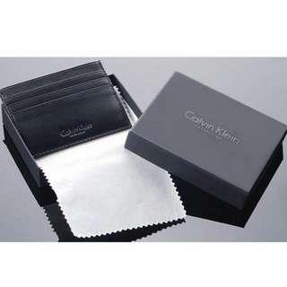 全新 Calvin Klein 卡片套 (CKC 4/0019)
