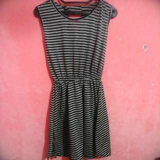 Basic Stripes Dress