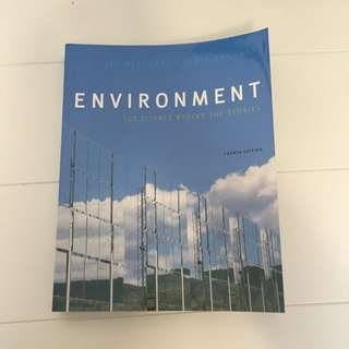 Environment. The Science Behind The Stories