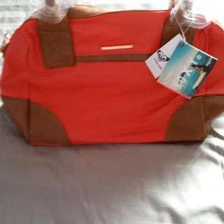 BNWT Roxy Tides Handbag