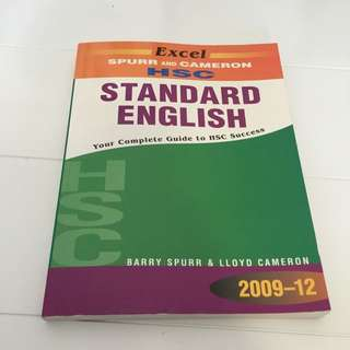 Standard English Excel Textbook