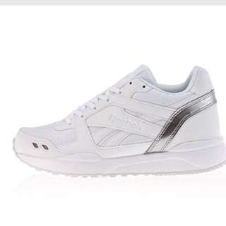 Reebok Royal Bridge 新款 白銀