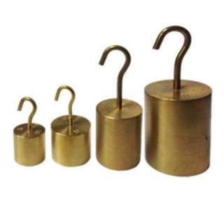 Weights with Hanger