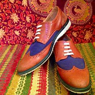 House Of Hounds- Smart Casual Wingtip Shoes