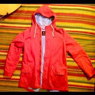Red Autonomy Jacket