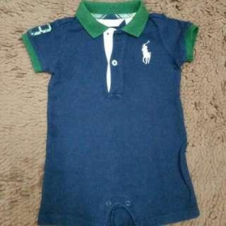 Ralph Lauren Baby Onesies