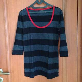 Dorothy Perkins Striped Top