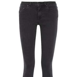 Acne Studios Skin 5 Jean in used black