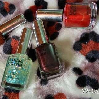 Studio Color Naik Polish