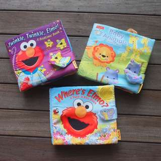 Soft books for babies (pending)