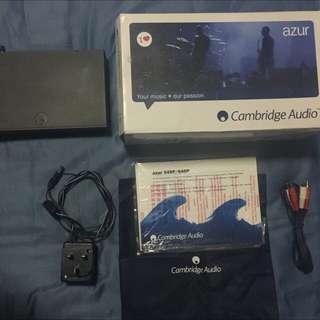 WTS: Cambridge Audio Phono Pre-Amplifier 640p