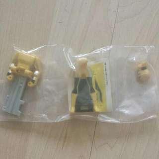 Gobusters Yellow Buster Ranger Key