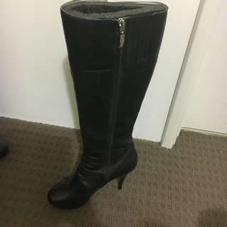 Knee High Guess Boots
