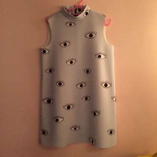 Tumblr Eye Dress