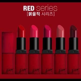 韓國絕對正品✨bbia紅管霧面唇膏❤️❤️五色全包大優惠✨✨