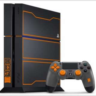 Call Of Duty PS4 Limited Edition 1TB