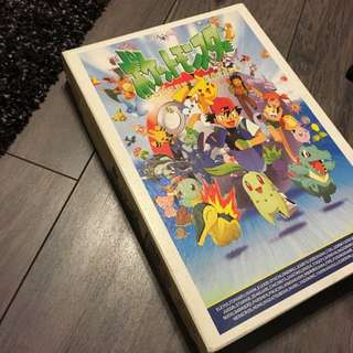 Pokemon 1st & 2nd Generation Puzzle