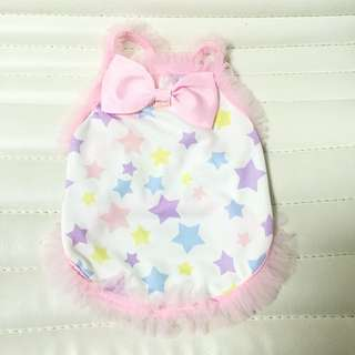 Little Stars Pet Outfit