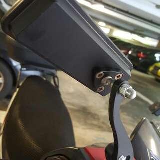 Side Mirror Yamaha#honda#suzuki#kawasaki#sidemirror#bike