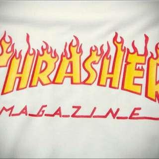 Thrasher 上衣