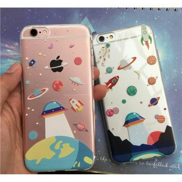 現貨 iphone 宇宙星空手機殼