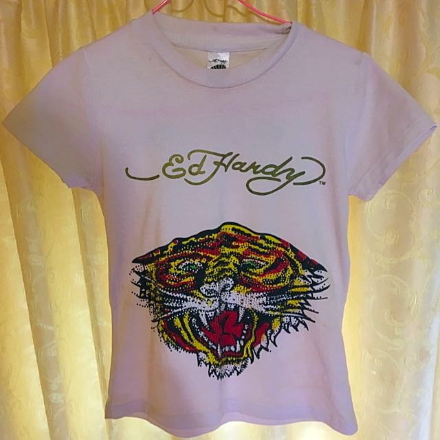 Authentic Ed Hardy T-shirt