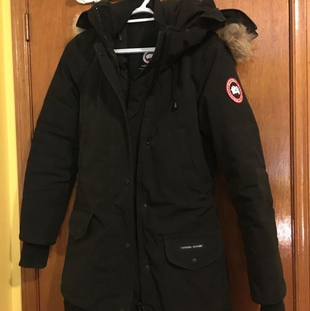 Canada Goose Black Jacket Size 2XS