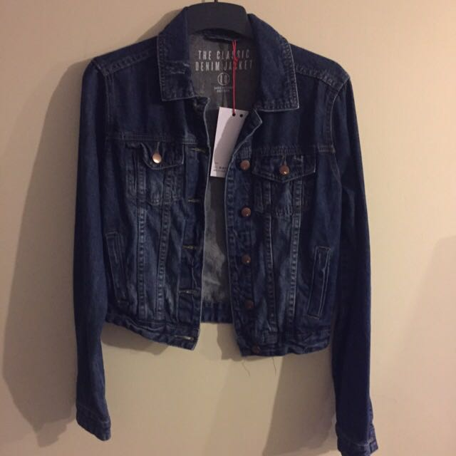 Cotton On Classic Denim Jacket