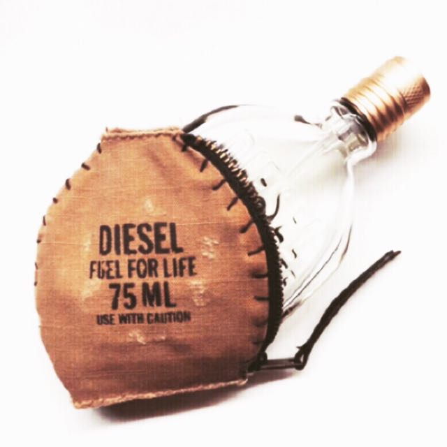 Diesel 絕版 生命之水 男性淡香水75ml