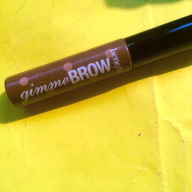 Gimme Brow Benefit Only 120k
