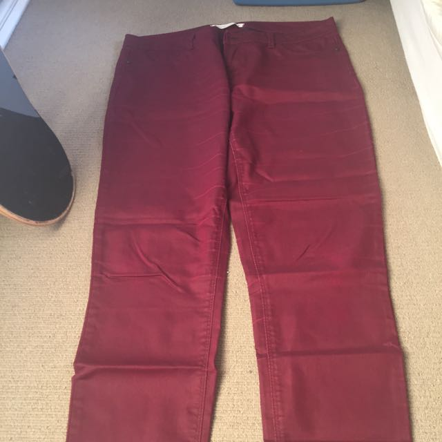 Hot Option Size 14 Jeans