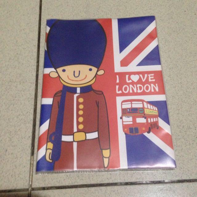 I Love London Book