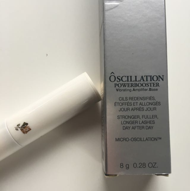 24fde07a9b5 Lancome Oscillation Power Booster Mascara Primer, Health & Beauty on ...