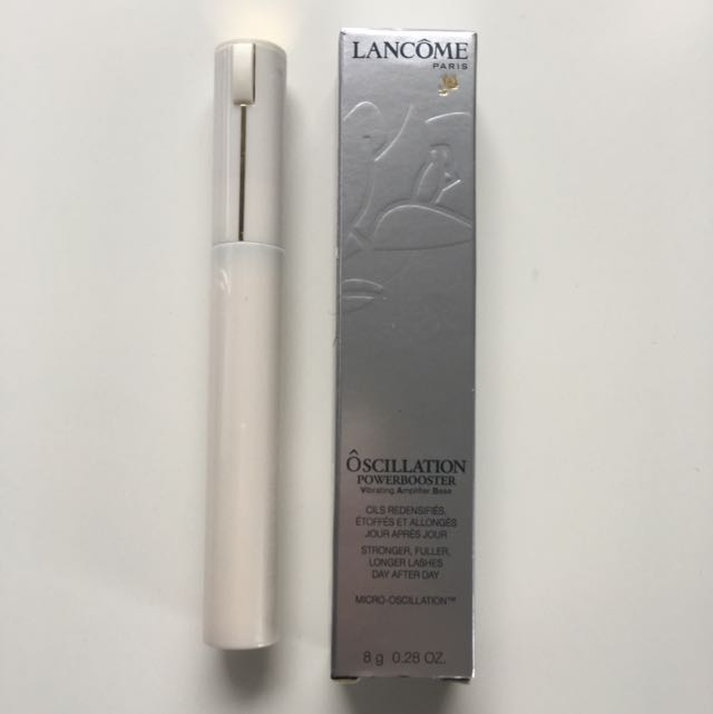fc15814cd39 Lancome Oscillation Power Booster Mascara Primer, Health & Beauty on  Carousell