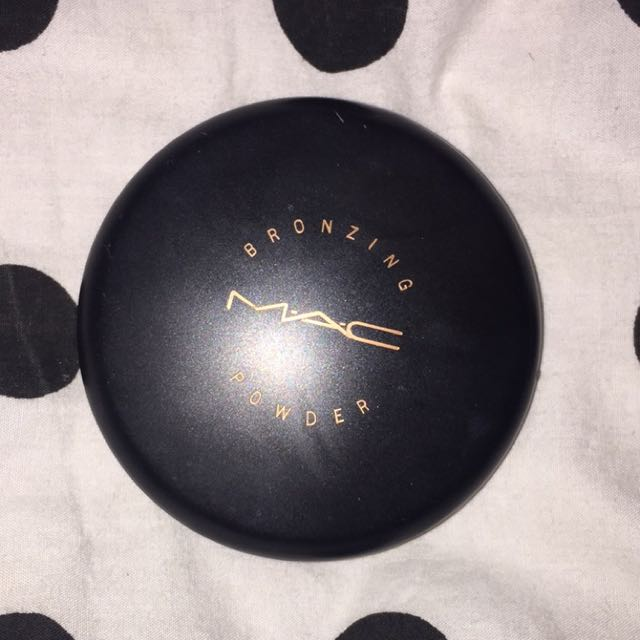 Mac bronzing Powder - Bronze