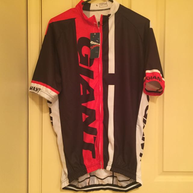 Men's Giant Cycling Jersey