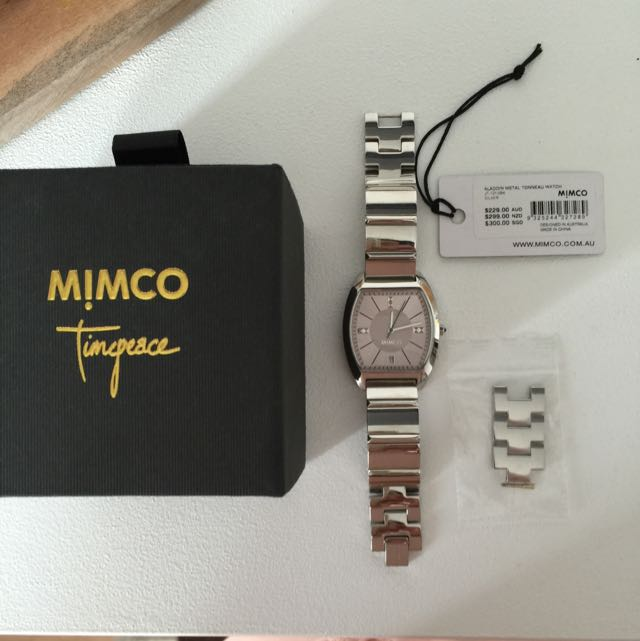 Mimco Timepeace Watch