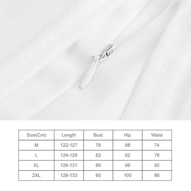 800ab024eff7 Minimalist Plain White Ruffles Tier Tube Long Pants Sleek Look Romper -  Code G131