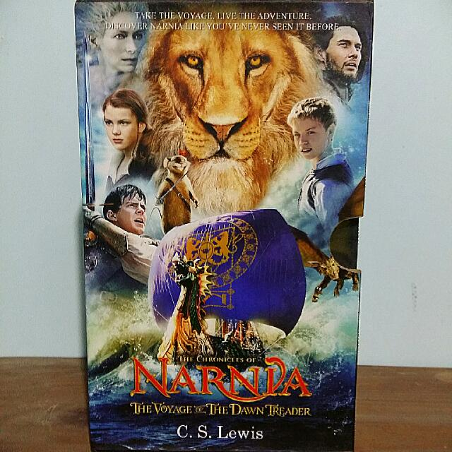 The Chronicles Of Narnia [Full Set]
