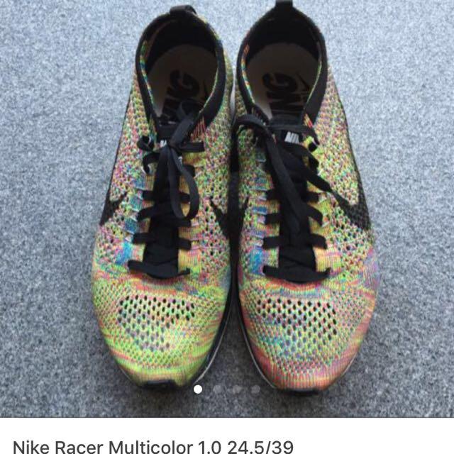 Nike Racer Multicolor 1.0 24.5/39