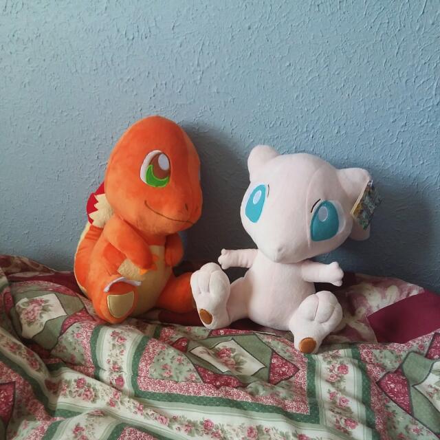 Pokemon Plush Dolls