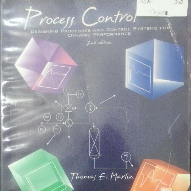 Process Control Designing Processes And Control Systems For Dynamic Performance 2nd Edition Books Stationery Textbooks On Carousell