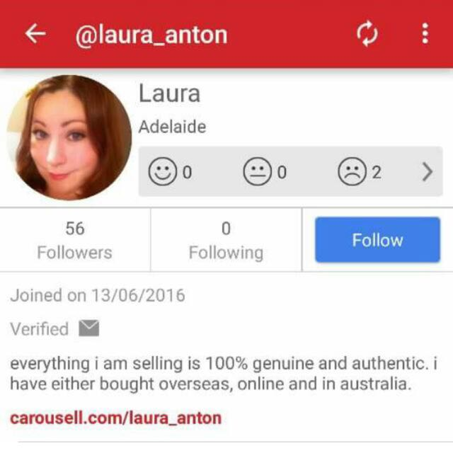 SCAMMER DO NOT BUY FROM HER
