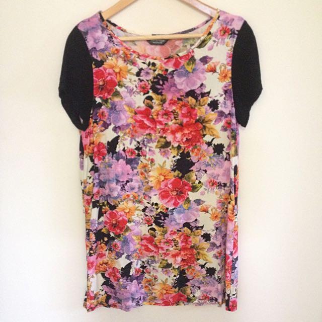 Size 12 Tshirt Dress