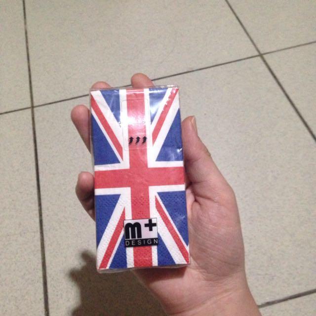 Tissue England