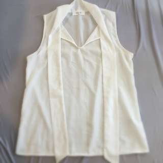 Modcloth White Top