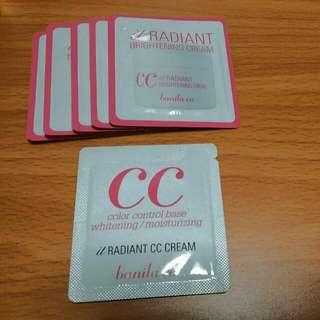 Banila co. CC it Radiant brightening cream