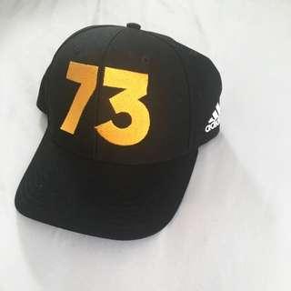 Warriors勇士隊Curry adidas 73棒球帽